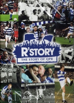 Copy of the DVD given to Peter Trott by The Octavia Foundation and QPR in the Community Trust
